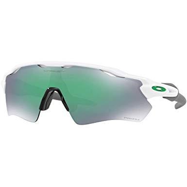 58ebd97608 Cheap Oakley Radar EV Path Team Colors sunglasses Polished White frame   Prizm Jade lens